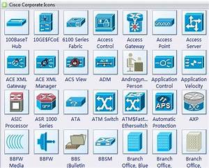 Cisco Corporate Icons  Free Download