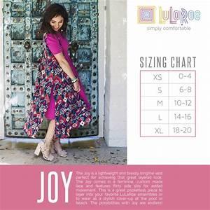 Lularoe Chart Joy Size Chart Https Www Facebook Com Groups