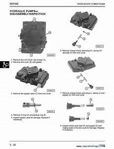 John Deere M665 Parts Diagram
