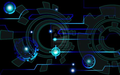 cool technology backgrounds wallpaper cave