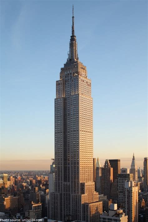 Interesting Facts About The Empire State Building Just