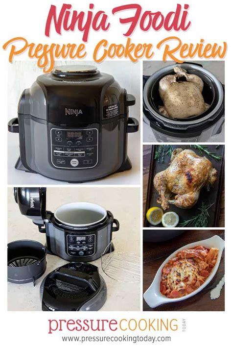 ninja foodi  ninja foodi deluxe pressure cooker reviews