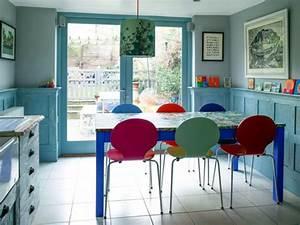 Küchentisch Für Kleine Küche : 100 unikale ideen f r sitzecke in der k che ~ Indierocktalk.com Haus und Dekorationen