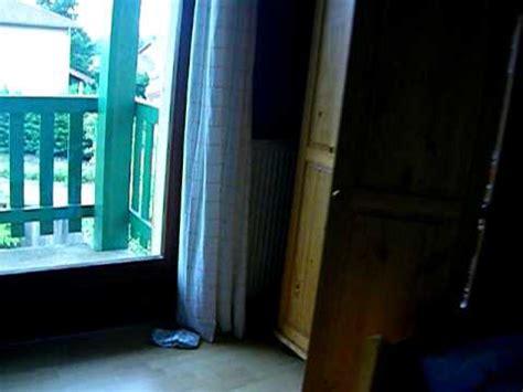 chambre qui fait peur vidéo qui fait peur le fantôme