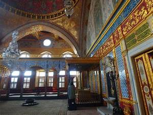 Throne Room - Picture of Topkapi Palace, Istanbul ...