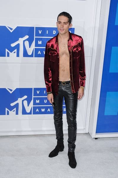 Fashion Files: G Eazy Attending the 2016 MTV Video Music