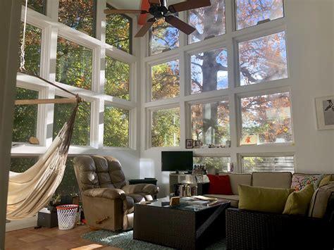 interior design  american midwest sunroom
