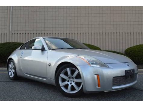 2005 Nissan 350z Coupe Touring Edition For Sale