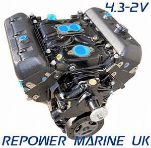 New 4 3l V6 Vortec Base Engine  U0026quot 2bbl U0026quot