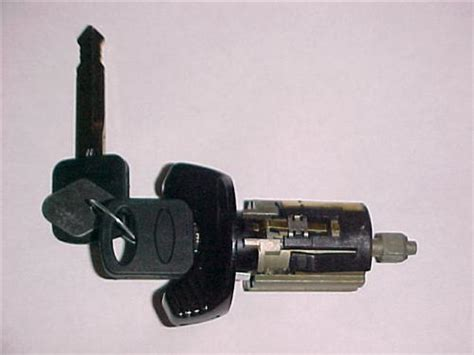 ford explorer ignition lock key switch cylinder