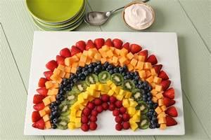 Rainbow Fruit Salad with Strawberry Dip Recipe - Kraft Canada