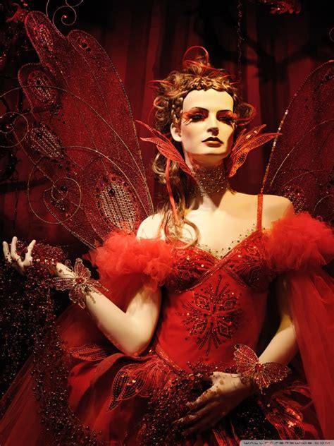 Red Queen Desktop Wallpaper For Ultra