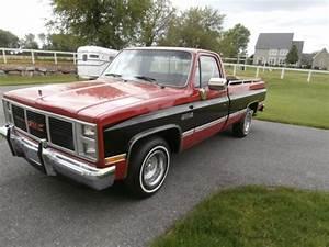 1986 Gmc 1500 Sierra Pickup