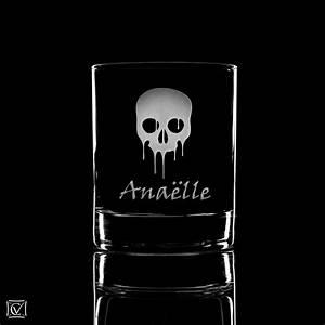 Verre A Whisky Tete De Mort : verre whisky t te de mort verre cr ations ~ Teatrodelosmanantiales.com Idées de Décoration