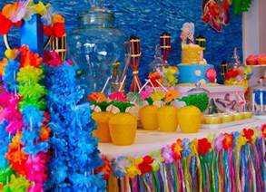 hawaiian parties fun parties that don t cost much money richard curtain party planner and guide