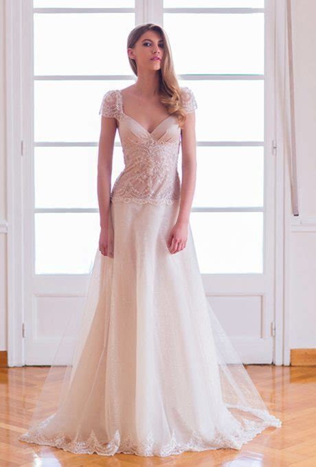 vows wedding dresses easy breezy wedding gowns for your vow renewal