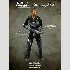 Mercenary Pack  Fallout Wiki  Fandom Powered By Wikia