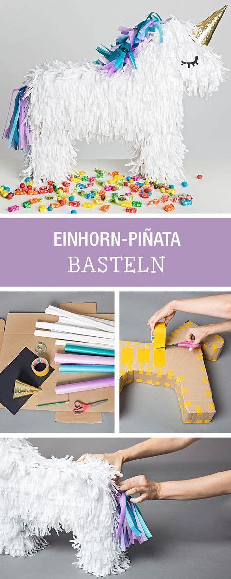 pinata einhorn basteln 775 best images about pinatas on happy day
