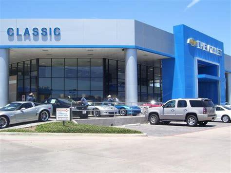 Chevrolet Car Dealership by Classic Chevrolet Car Dealership In Grapevine Tx 76051