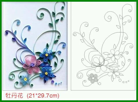 There are endless ways to use the quilling process. Exklusiv 1set 12 Pieces Necessary Diy Quilling Paper ...