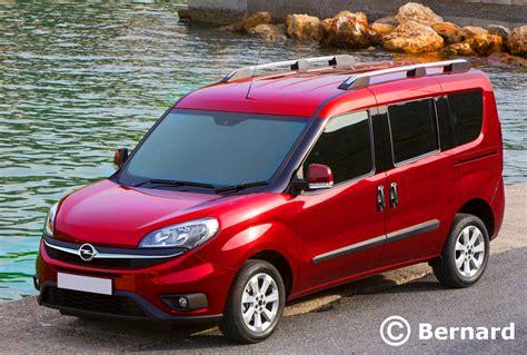 Opel Combo by Bernard Car Design 2016 Opel Combo Facelift