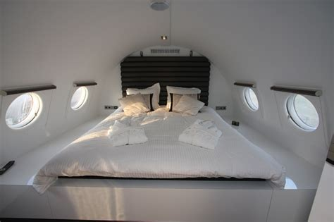 GROHE   Luxe Hotel Suites Airplane   Europe   Hotels