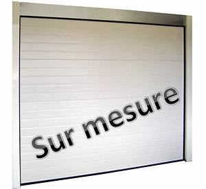 Porte Service Pvc Sur Mesure : porte service sur mesure porte de service en aluminium ~ Edinachiropracticcenter.com Idées de Décoration