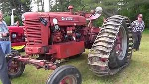 1954 Super Md Farmall Diesel Tractor