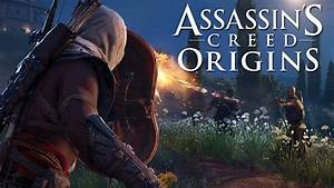 Assassin's Creed Origins Exclusive Gameplay - Stealth ...