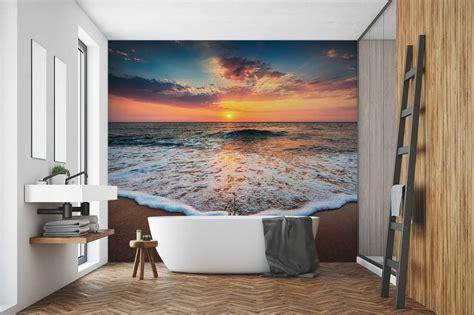 Fototapete Im Bad fototapete im bad eine gute dekorationsidee
