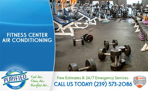 fitness center air conditioning  fl