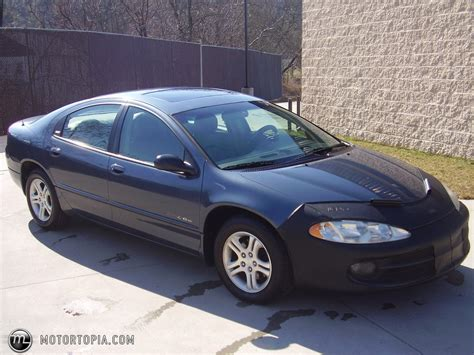 Dodge Intrepid 2001 2001 dodge intrepid information and photos zombiedrive