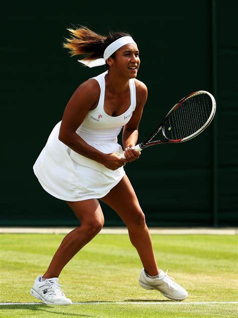 heather watson wimbledon tennis championships  st