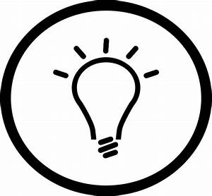 Clipart - Idea icon
