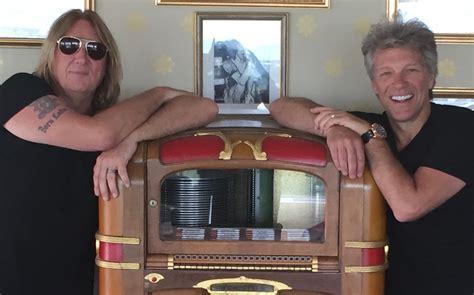 Bon Jovi Before Def Leppard For Shame Rock Roll Hall