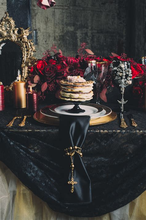 alexander mcqueen high fashion wedding inspiration shoot