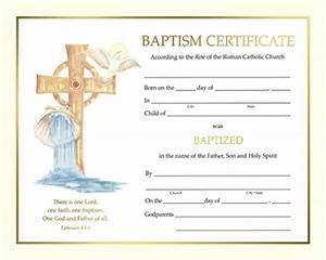holy family catholic parish resources With catholic baptism certificate template