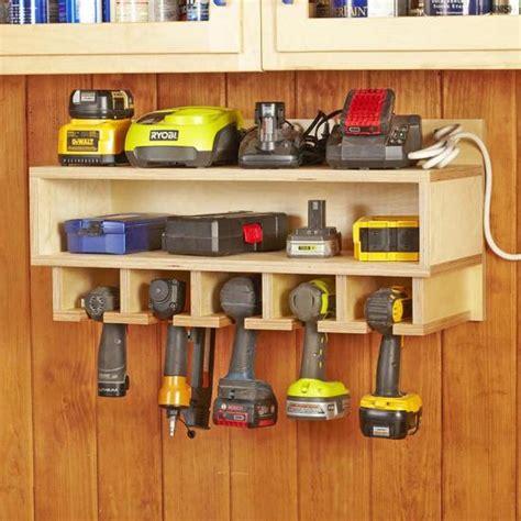 cordless tool station wood magazine
