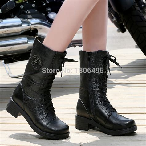 affordable motorcycle boots online get cheap womens motorcycle boots aliexpress com