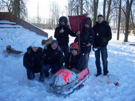 Meteņi Baltinavas vidusskolā — Baltinavas novads