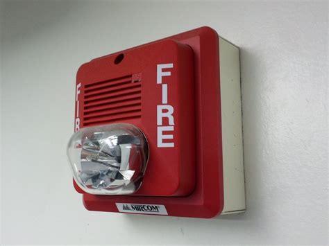 wall mounted alarm alarm notification appliance