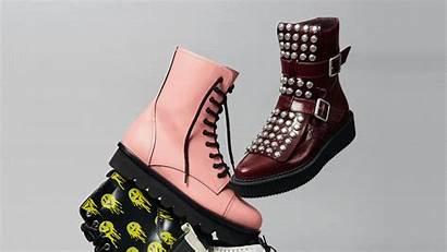 Boots Creeper Fall Teen
