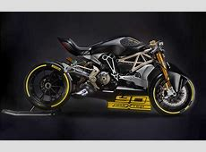 Ducati Diavel DraXter Return of the Cafe Racers
