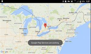 Debugging Google Maps With Secure Work Space