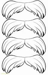 Coloring Mustache Pages Neo Sponsored Links sketch template
