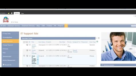 best free help desk it help desk and support application for sharepoint 2010
