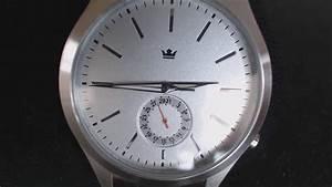 Radio Controlled Uhr Bedienungsanleitung : funkarmbanduhr sempre datum youtube ~ Watch28wear.com Haus und Dekorationen