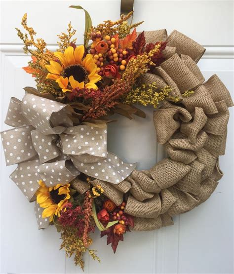 1000+ Ideas About Burlap Wreaths On Pinterest  Deco Mesh, Wreaths And Mesh Wreaths