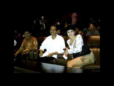 Jokowi Dan Nikita Mirzani Foto Bareng Youtube