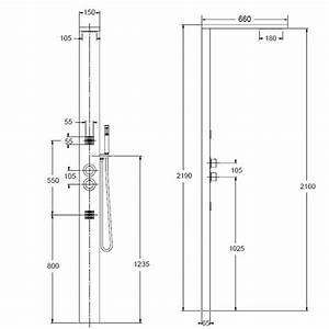 hauteur robinet douche italienne en photo wekillodorscom With hauteur robinet douche italienne